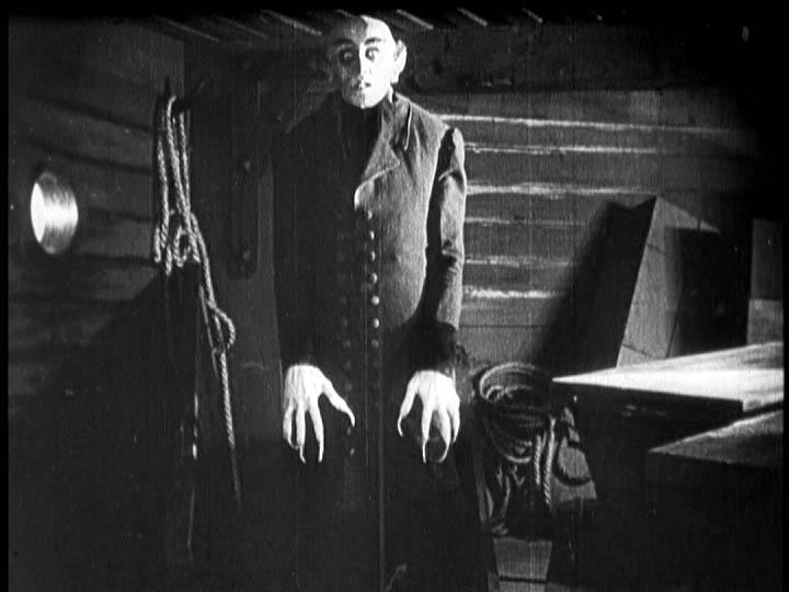 Nosferatu – Friedrich Wilhelm Murnau – 1922