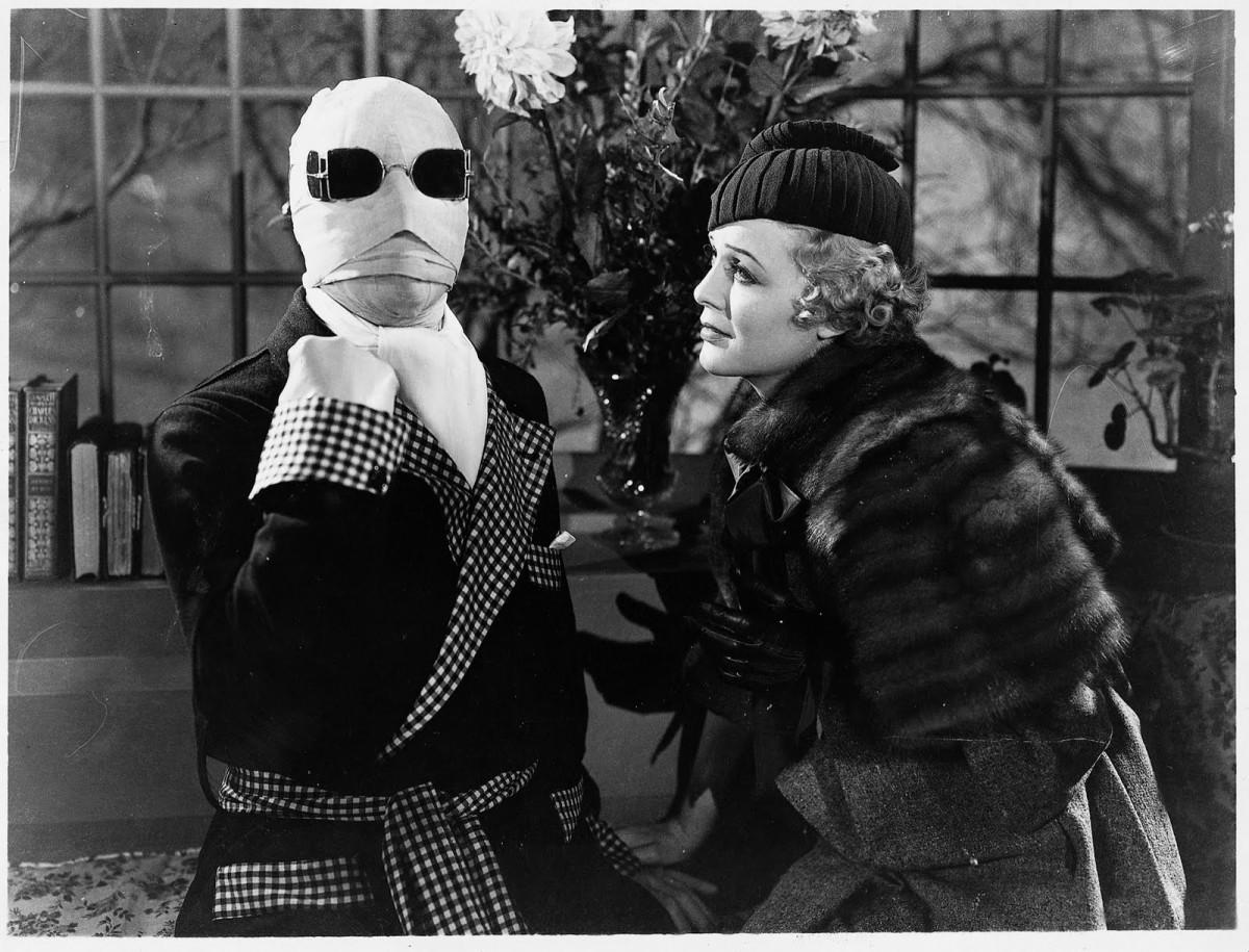30 – O Homem Invisível (1933) – 101 horror movies
