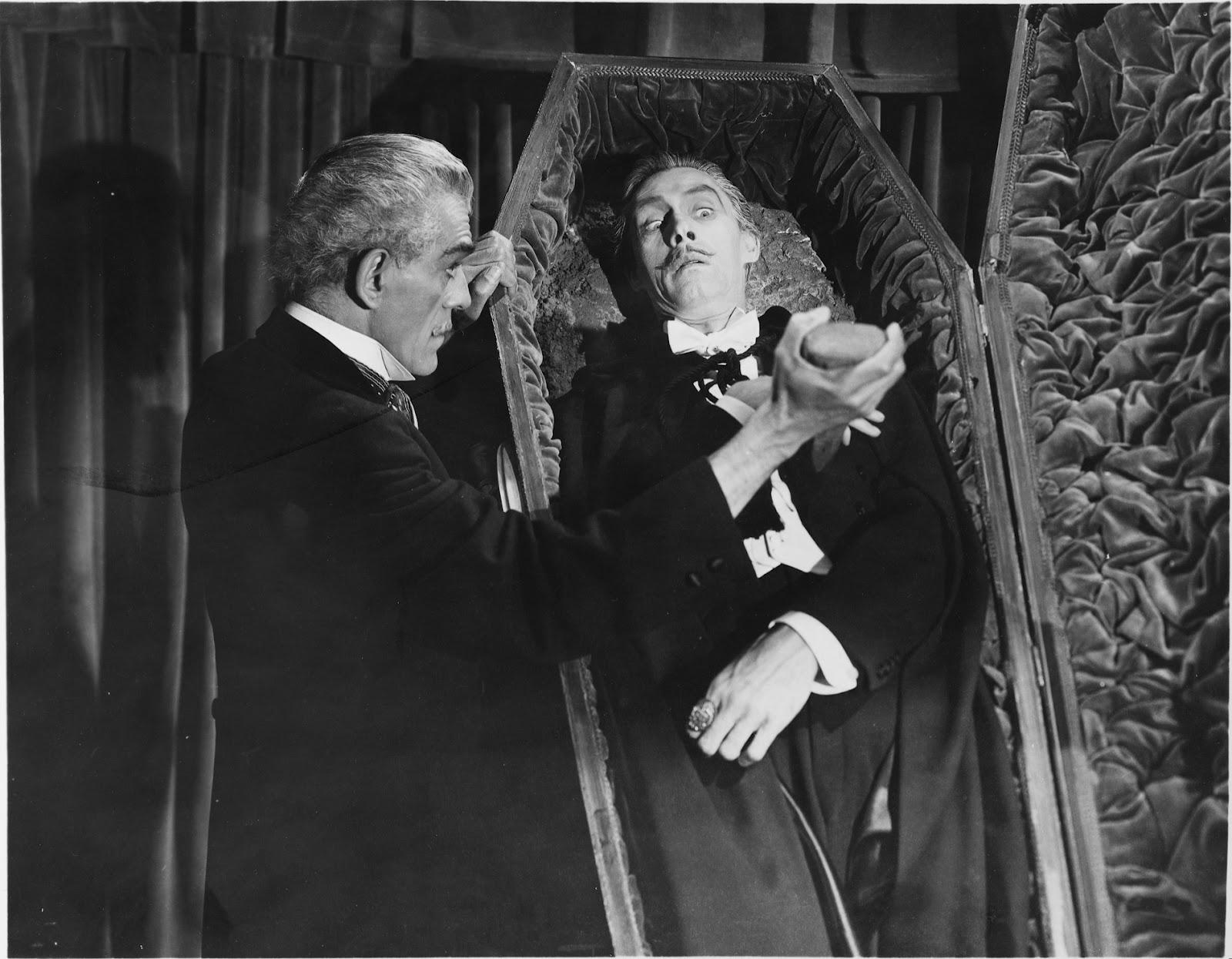 Karloff vs Drácula (genérico)