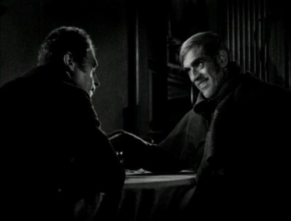 Pode confiar no velho Karloff