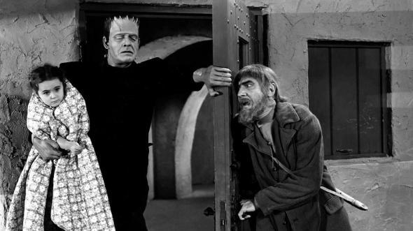 Abre a porta Lugosi... Eu não abro, não...