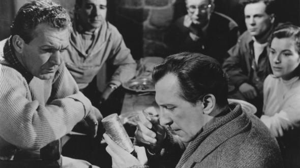 O incansável Peter Cushing