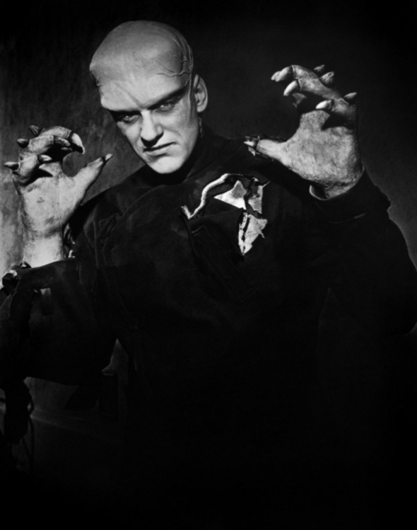 Frankenstein de outro planeta