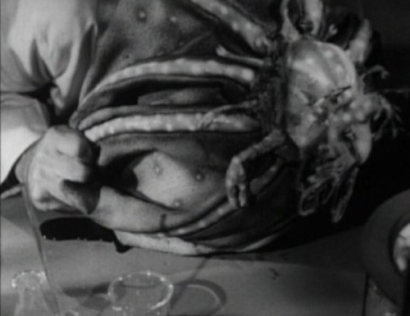 Por que todo alieniígena de filme B tinha tentáculo?