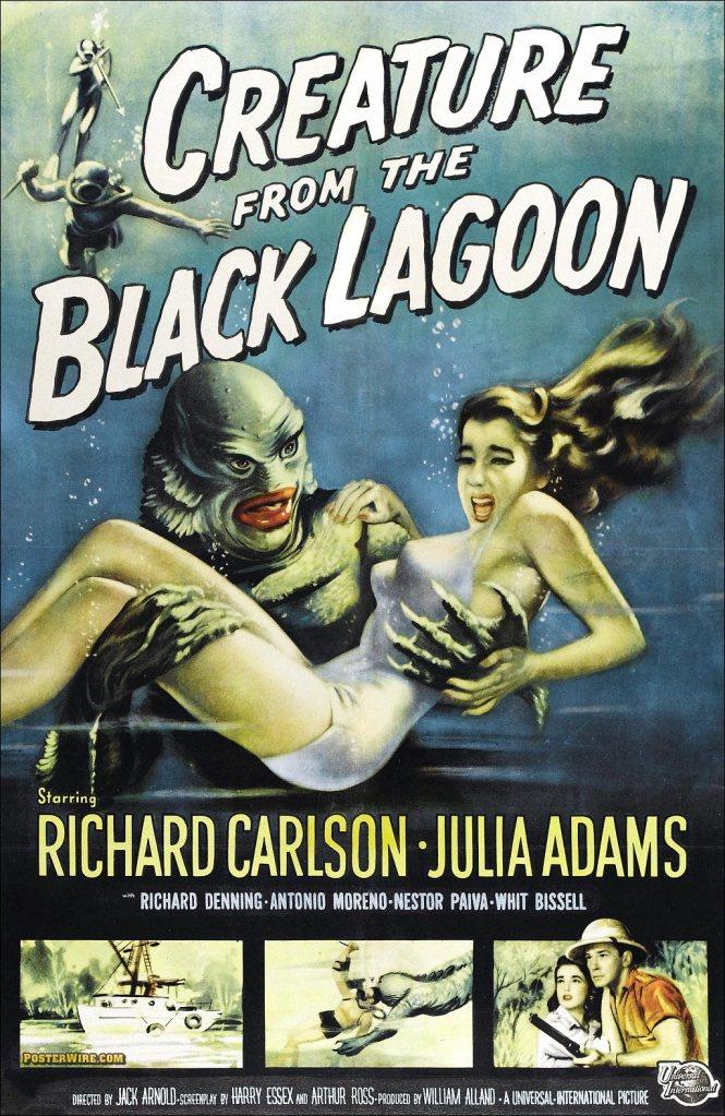 Creature-Black-Lagoon-Poster