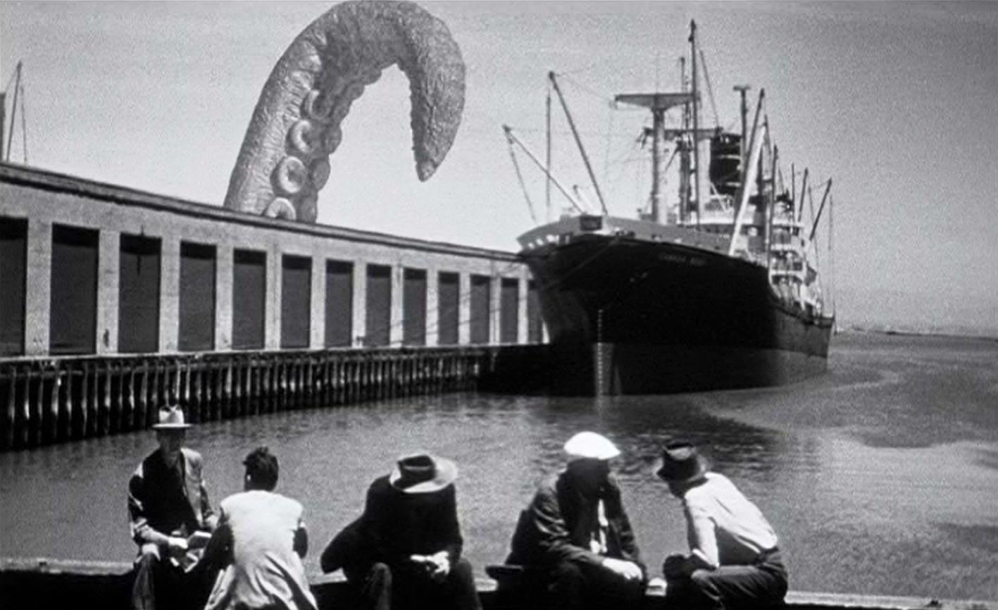 Mega tentáculo