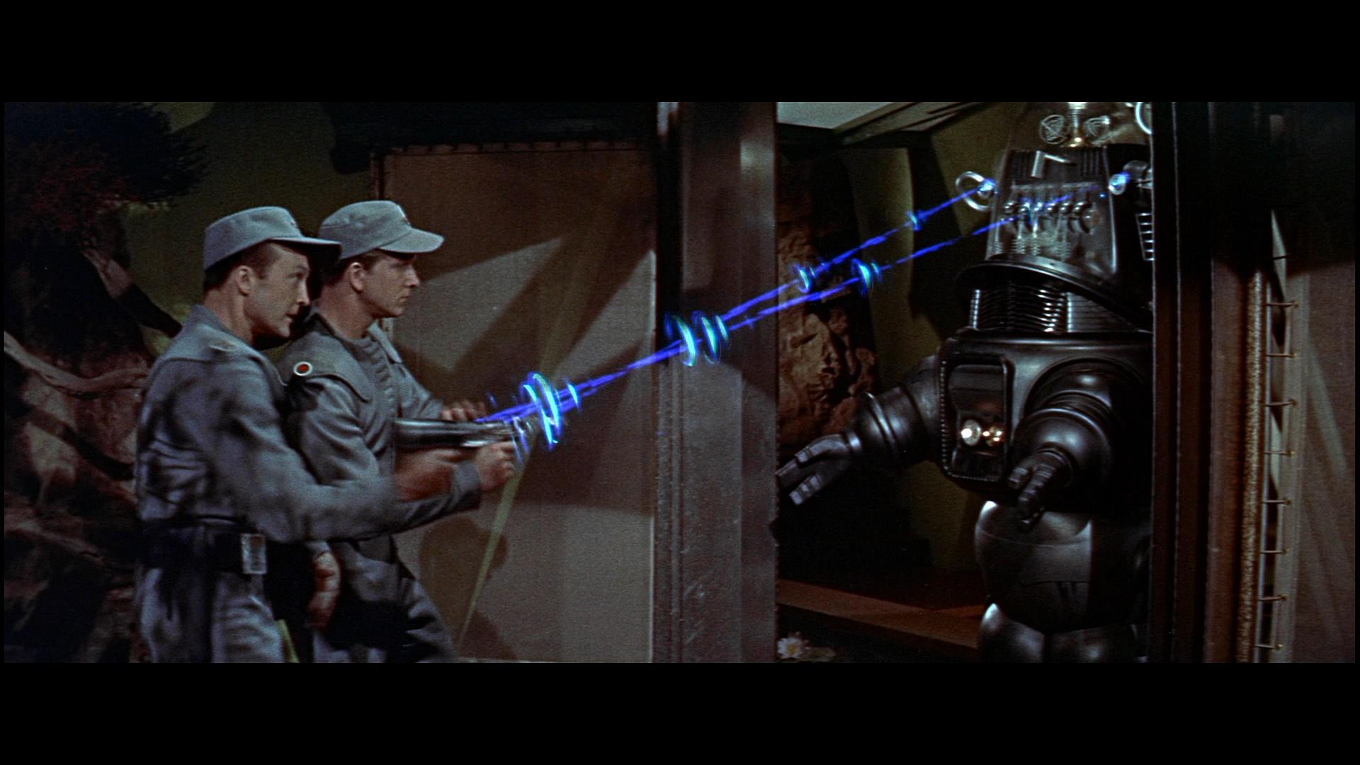 Corra que o robô vem aí!