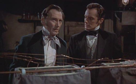 O abominável Dr. Frankenstein