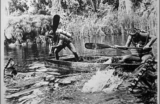 Pesca de sanguessugas
