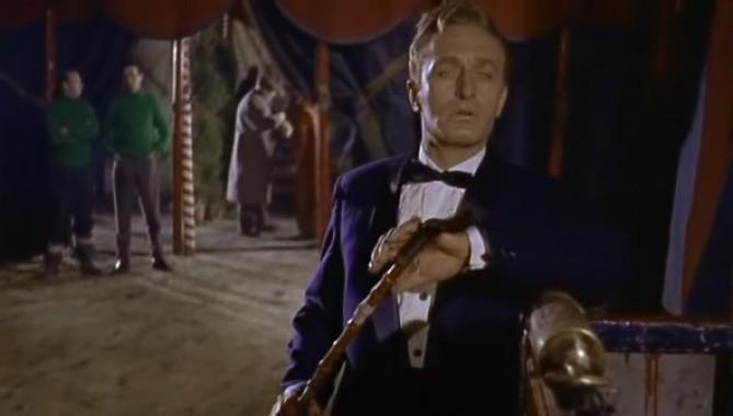 O homem que enganou a morte e comprou um circo!