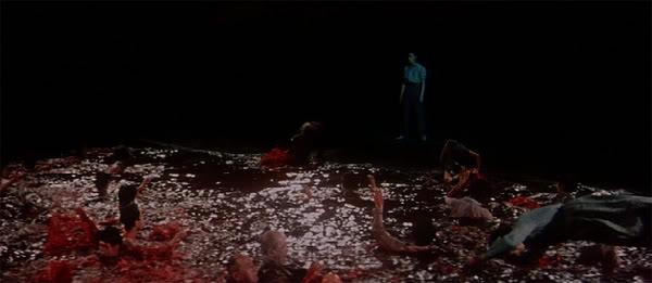 Piscina de sangue