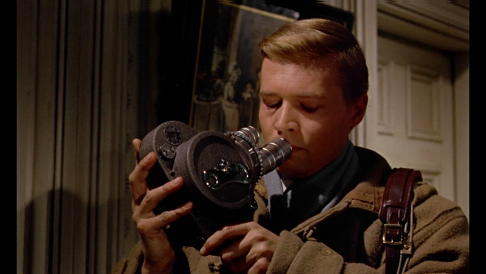Câmera ou instrumento de sopro?