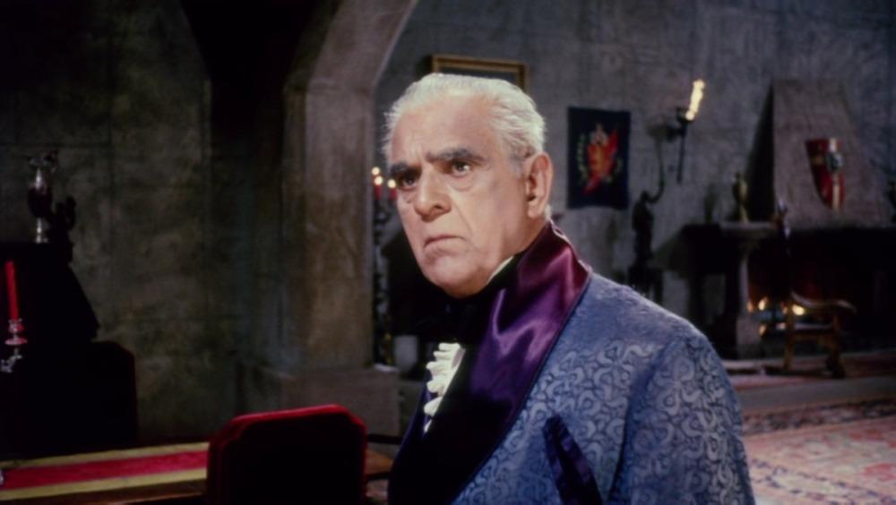O mago Karloff