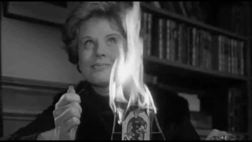 Queime bruxa, queime!