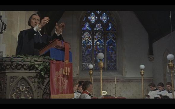 Pastor Cushing
