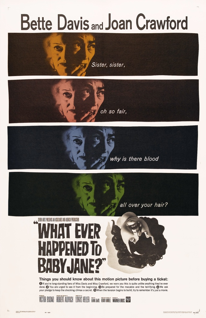Poster - Whatever Happened to Baby Jane_01