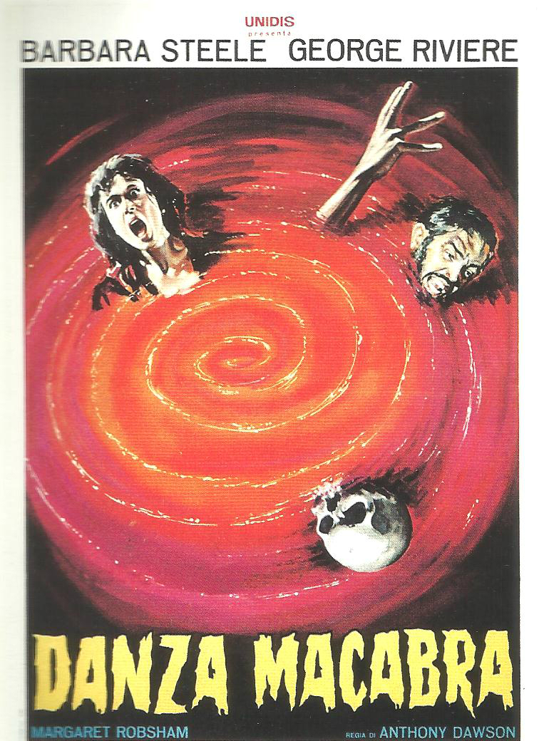 posters Barbara Steele 1