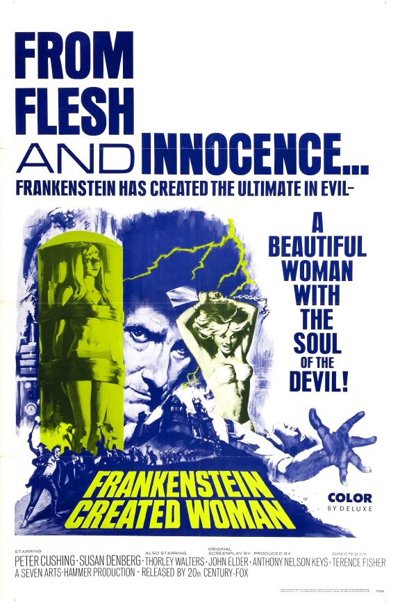 Frankenstein-Created-Woman-Movie-Poster