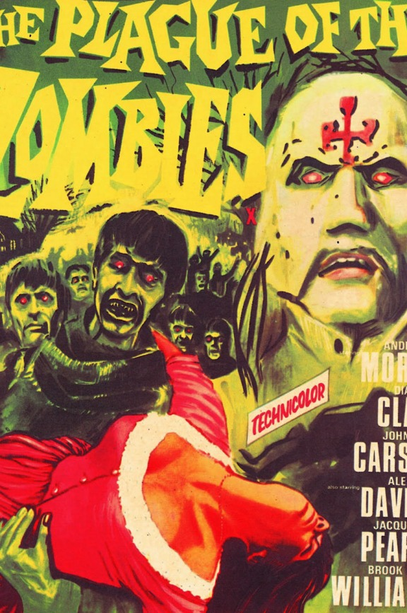 Plague of Zombies_1966