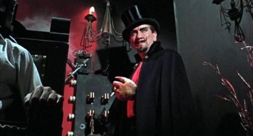Dr. Diábolo antes do Pinguim