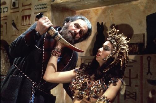 Sacrifício à egípcia!