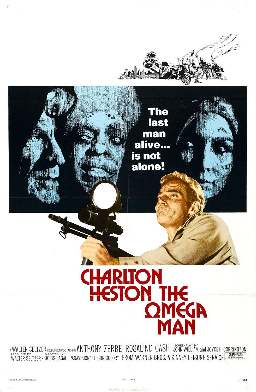 Assistir Filme A Última Esperança da Terra Online - 1971