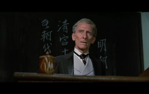 Que roubada hein, Sr. Cushing?