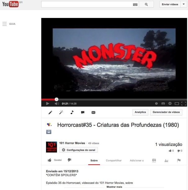 Horrorcast#35 - Criaturas das Profundezas (1980) - YouTube 2013-12-15 20-23-19
