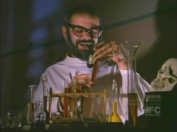 Zé cientista