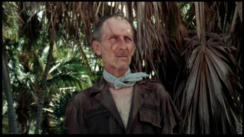Peter Cushing só o pó