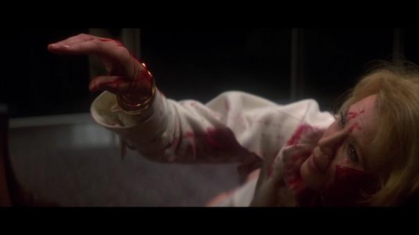 Sangue no elevador