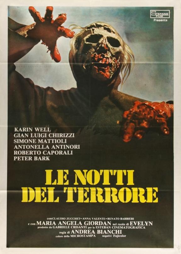 Le Notti del Terrore - Burial Ground