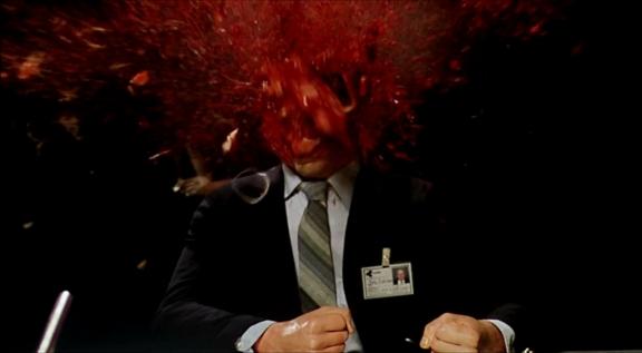 Tô com uma dor de cabeça de explodir!