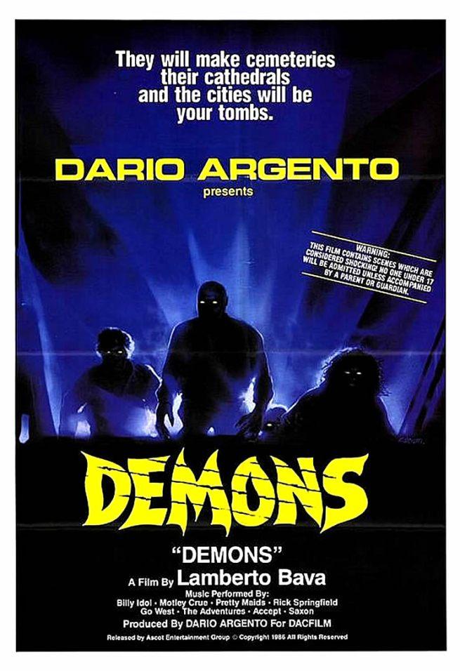 DEMONS-DEMONI