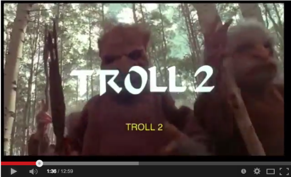 Horrorcast 62   Troll 2  1990    YouTube
