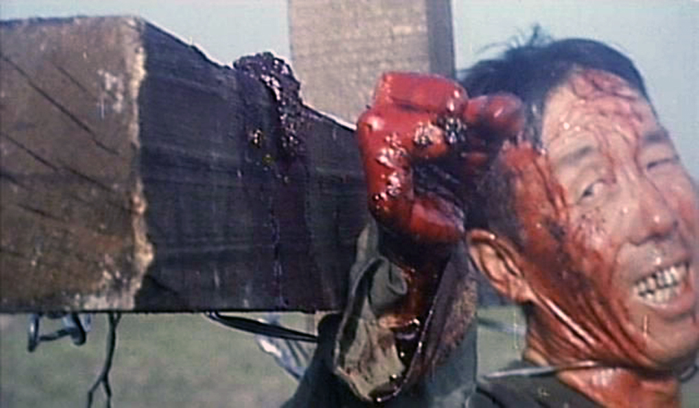 Foi crucificado, morto e sepultado...
