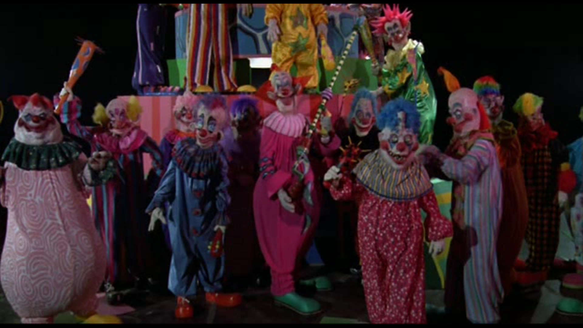 Killer Klowns From Outer Space Wallpaper Hd