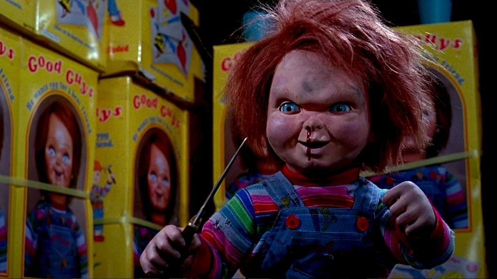 Chucky com adenóides