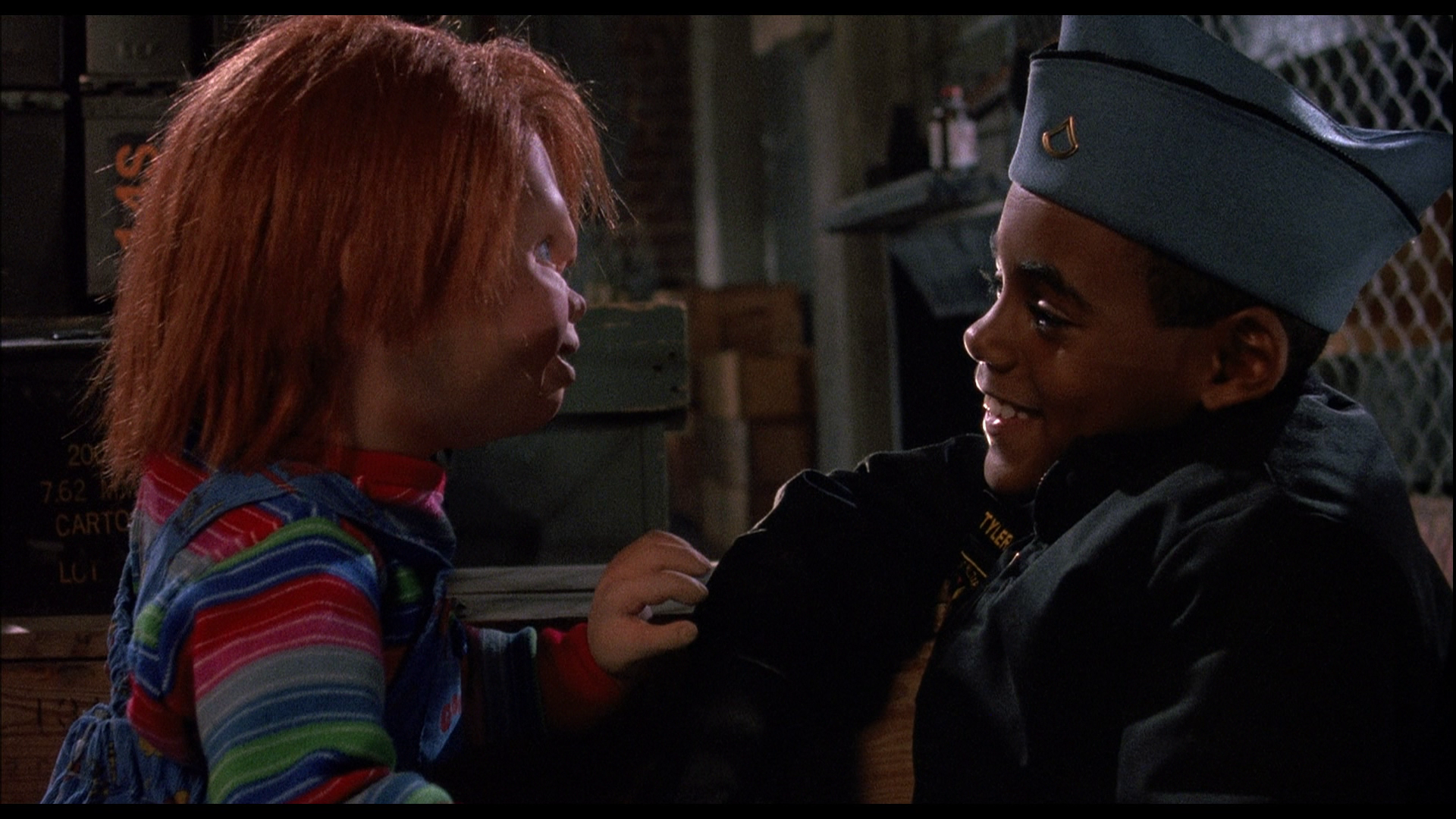 Jack Boneco Assassino Stunning 614 – brinquedo assassino 3 (1991) – 101 horror movies