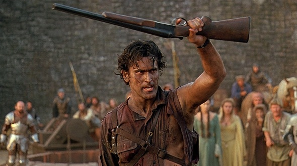 This is my boomstick!