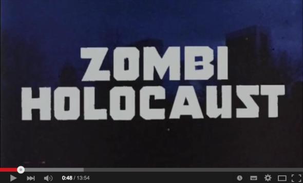 Horrorcast 77   Zombie Holocaust  1980    YouTube
