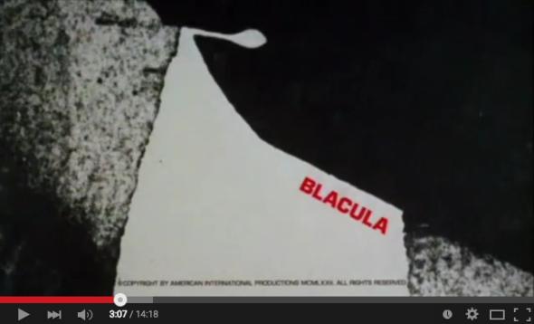 Horrorcast 86   Blacula   O Vampiro Negro  1972    YouTube