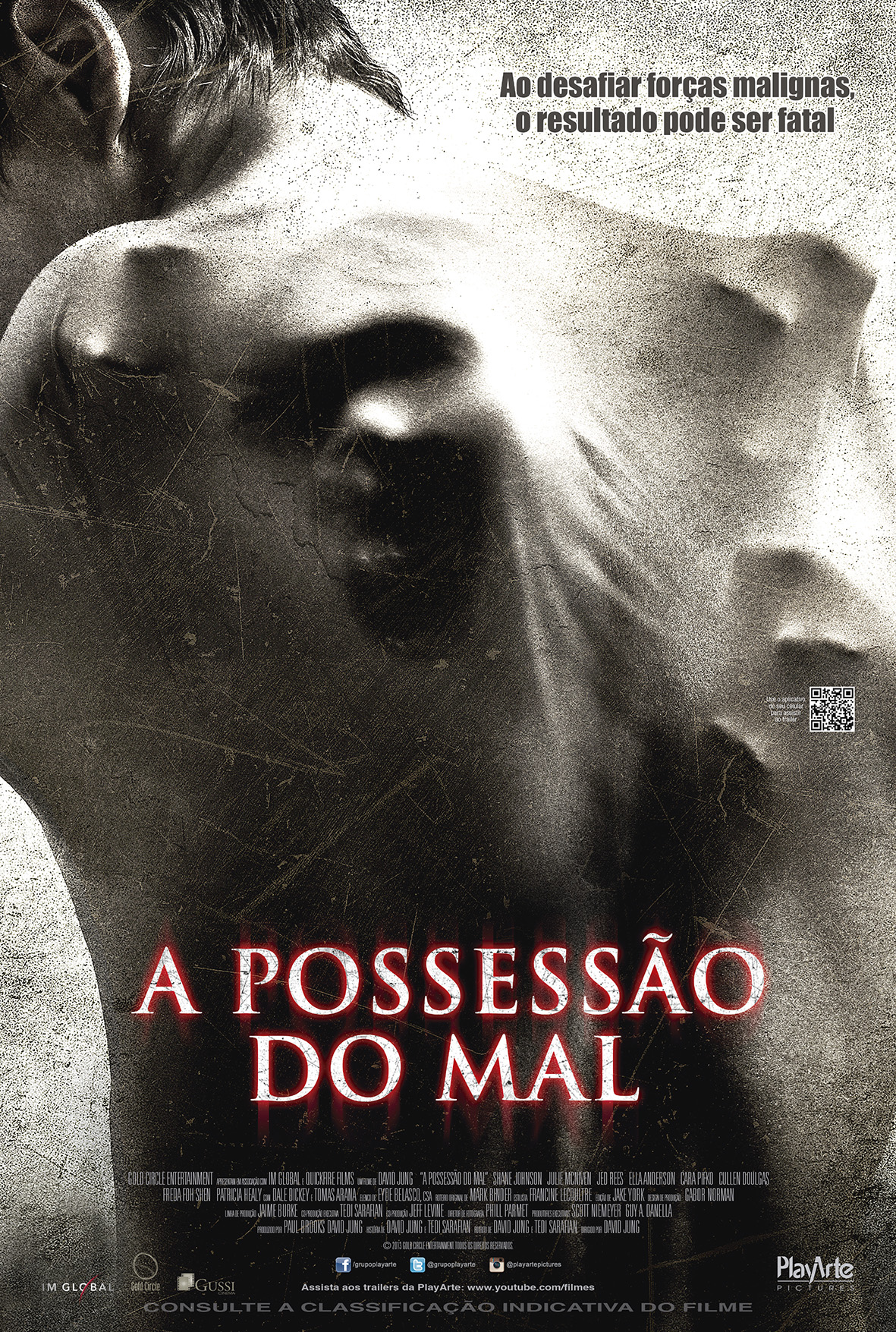 A Possessão do Mal Dublado