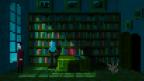 Horror pixelado em The Last Door