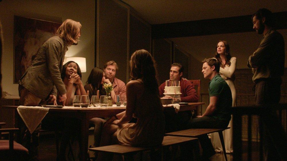Adivinhe quem veio para o jantar?
