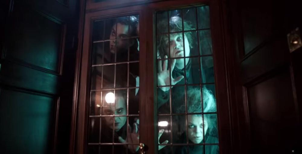 Deixe eles entrarem!